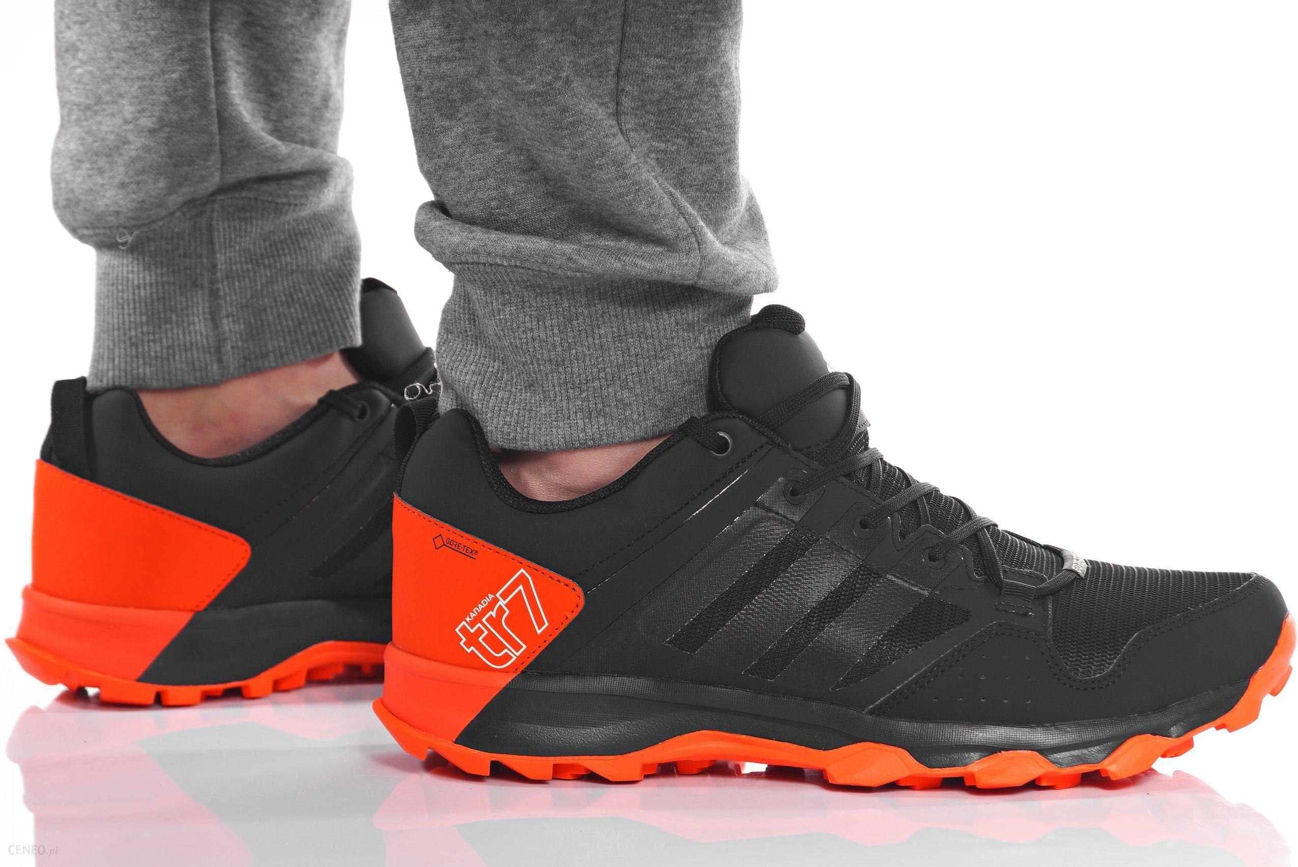 nowe promocje niesamowite ceny wiele modnych buty adidas kanadia 7 tr gtx bb5428 męskie czarne