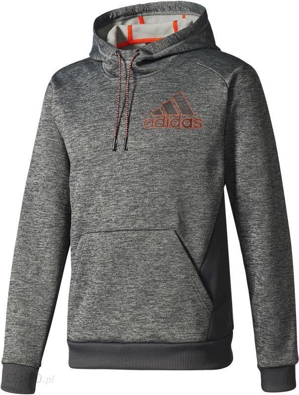 Bluza męska Adidas Z Kapturem BQ4736 XL
