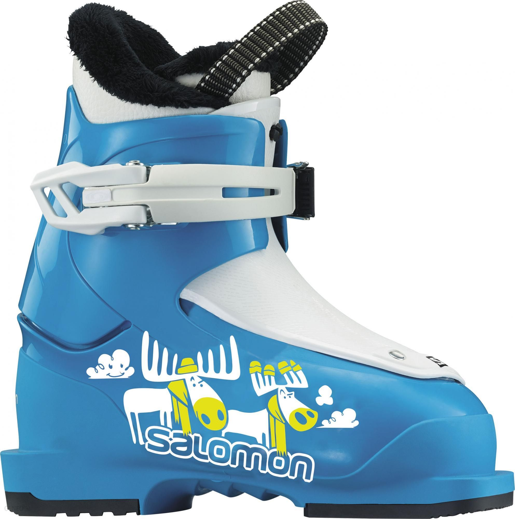 Salomon Team T1 Blue White 1718 18 15Cm Ceny i opinie Ceneo.pl