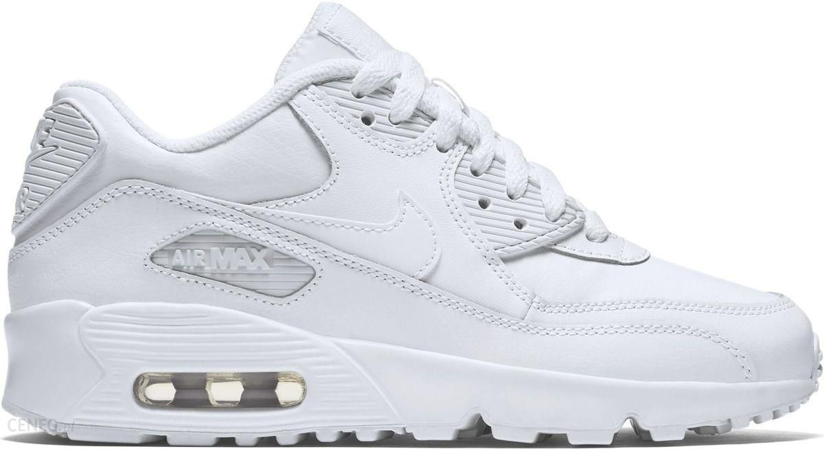 Buty Nike Air Max 90 Leather 833412 100 # 38,5 Ceny i opinie Ceneo.pl