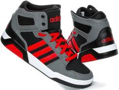 Adidas Hoops DB1479 Buty Wysokie Za Kostkę 38,5 Ceny i opinie Ceneo.pl