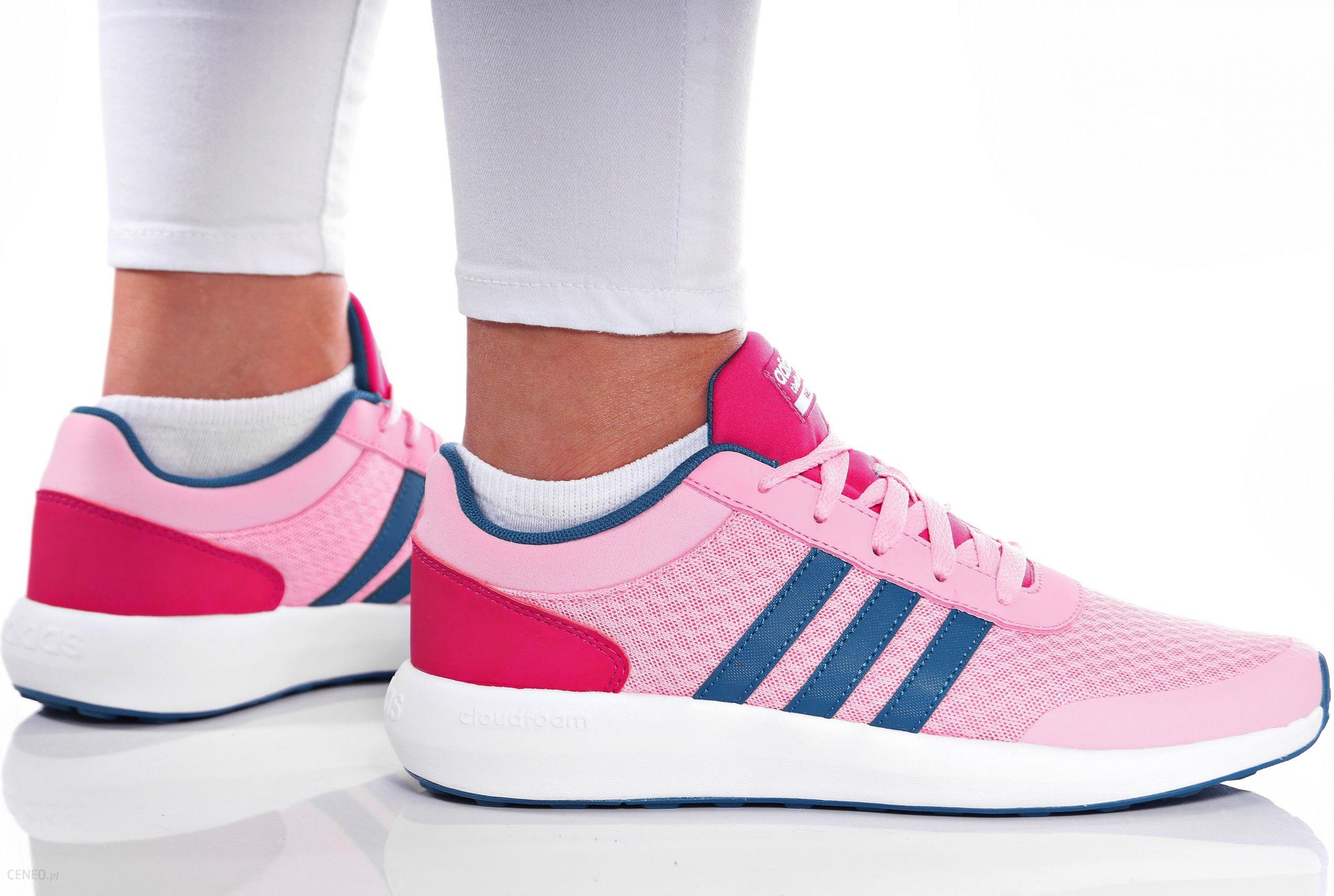 adidas CLOUDFOAM RACE W | sportisimo.pl
