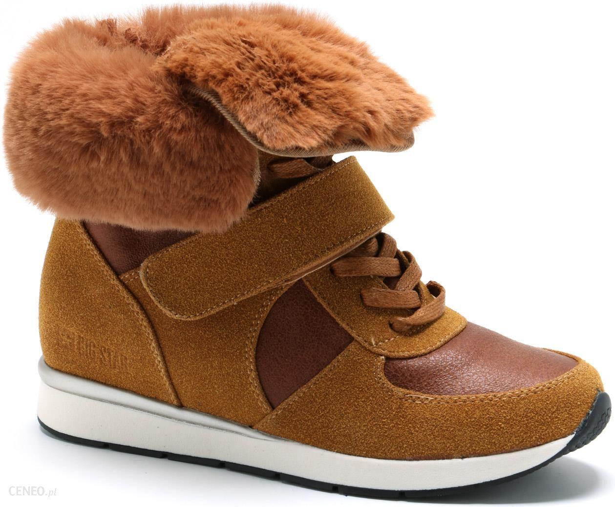 Sneakersy BIG STAR Y274274 Ceny i opinie Ceneo.pl