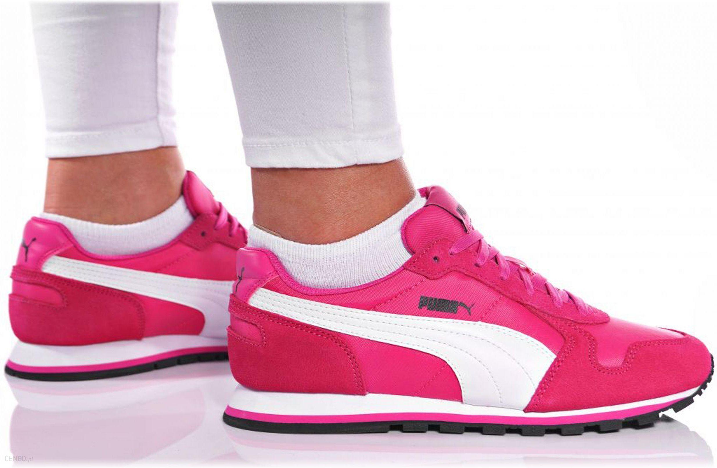 80a2edd1 Buty Puma Damskie St Runner Nl 356738 39 Różowe - Ceny i opinie ...