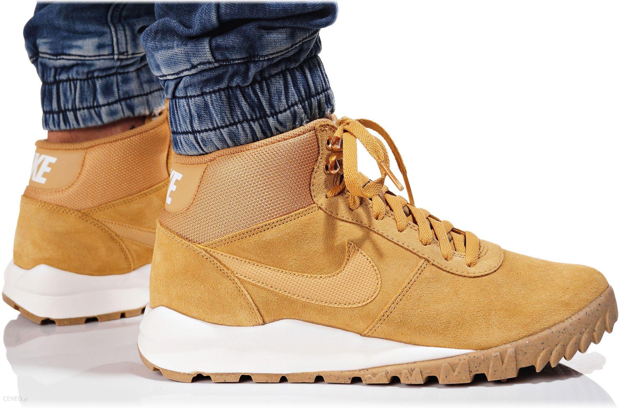 Buty Nike Hoodland Suede 654888 727 Męskie Zimowe