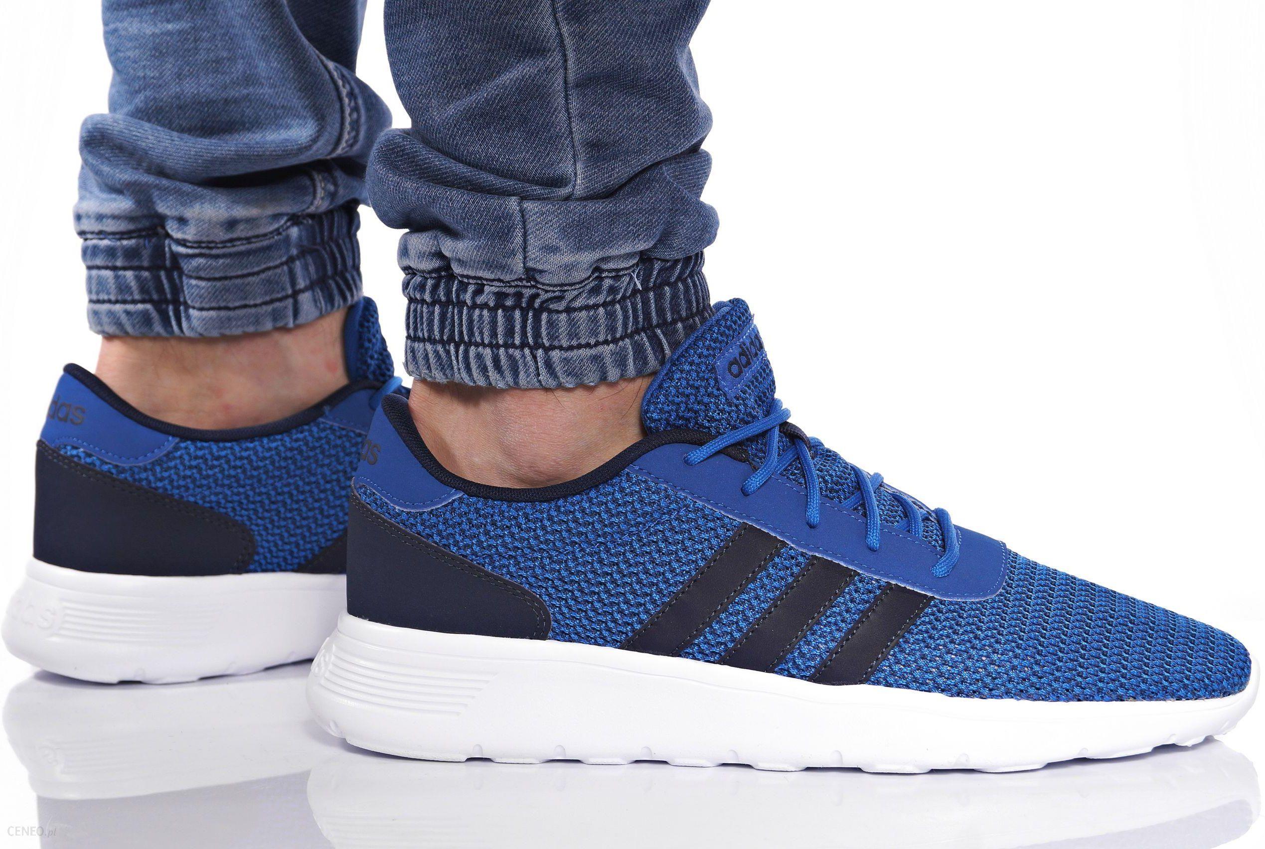 Buty Adidas Lite Racer F99418 Niebieskie Nowość - Ceny i opinie ... fb0edfe9cc5dd