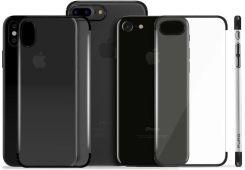 l'atteggiamento migliore 43dbe 6bb0a PURO Verge Crystal Cover 8 / iPhone 7 Czarny (IPC747VERGEBLK)