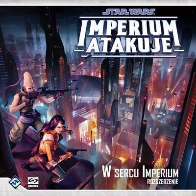 Star Wars Imperium Atakuje W Sercu Imperium