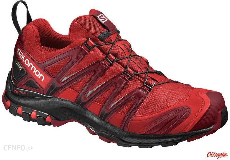 95741631 Salomon Xa Pro 3D Gtx Fiery Red Bk Red Dal - Ceny i opinie - Ceneo.pl