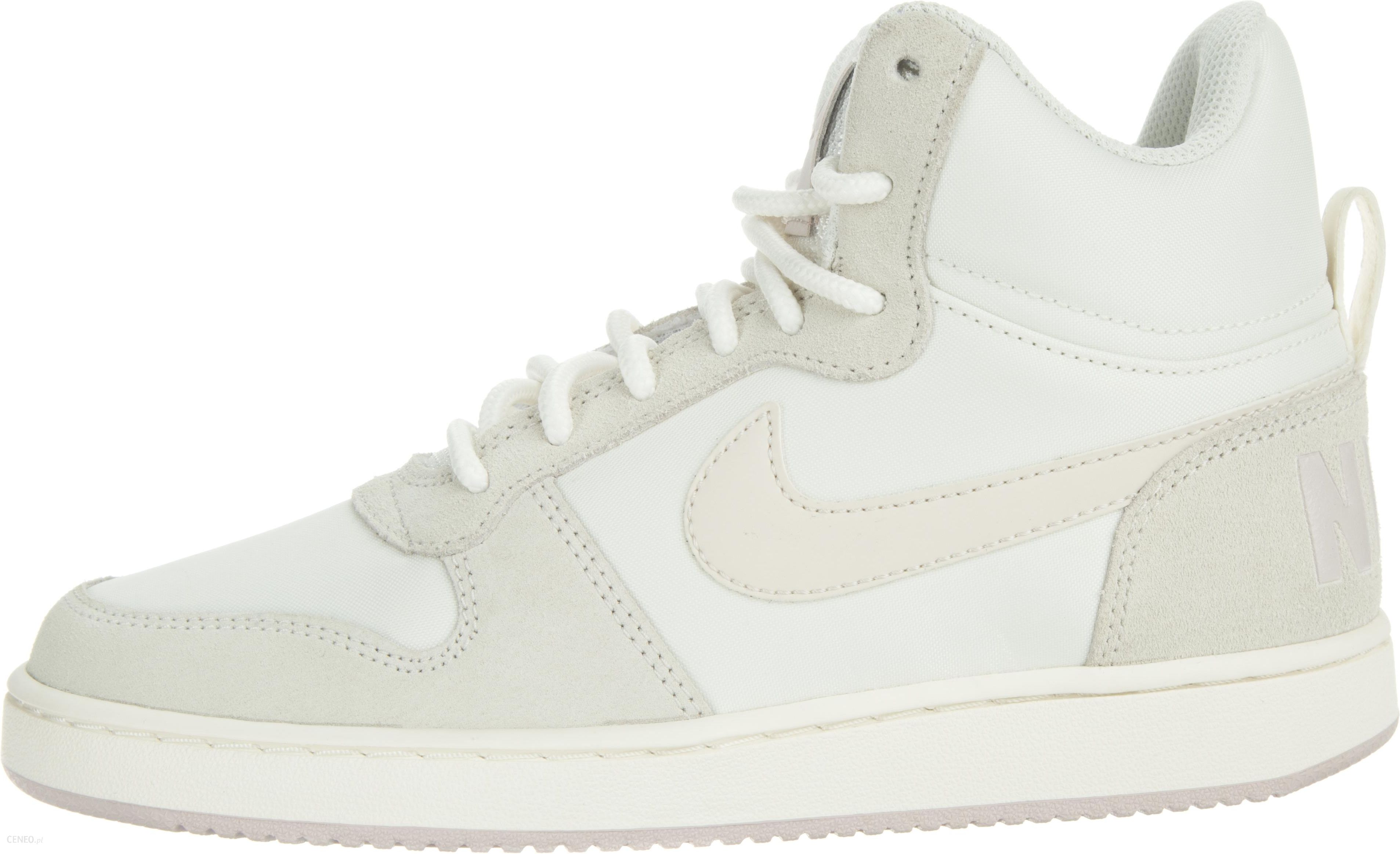 54f1b2c6 Nike Court Borough Mid Premium Sneakers Beżowy 39 - Ceny i opinie ...