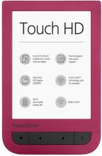 PocketBook 631 Touch HD Ruby Czerwony (PB631RWW)