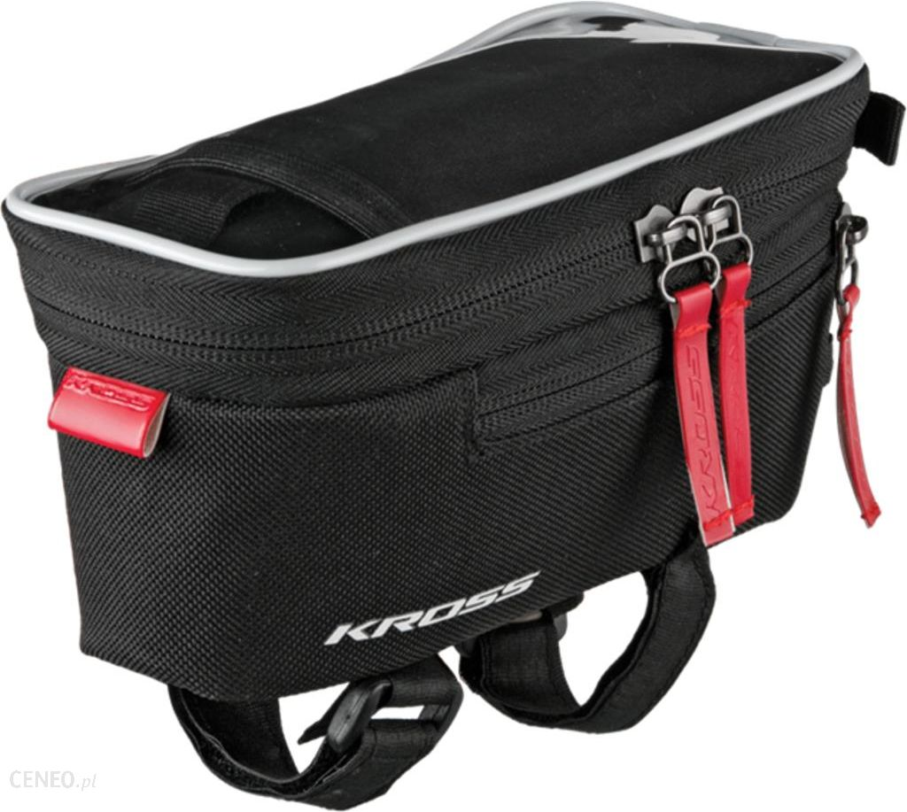 Kross Roamer Top Bag Czarny