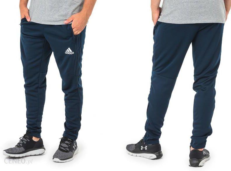 męskie spodnie dresowe adidas