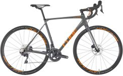 Cube Cross Race C:62 Pro grey/orange 2018