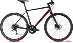Cube SL Road Pro black/red 2018