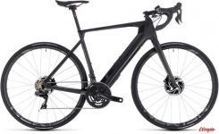 Cube Agree Hybrid C:62 SLT DISC Black Edition 2018