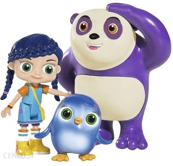 Simba Toys Wissper Figurki Peggy + Dan