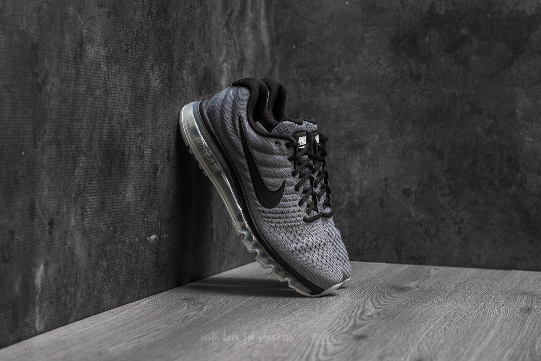 newest c1071 7d204 Nike Air Max 2017 Cool Grey/ Black-Pure Platinum