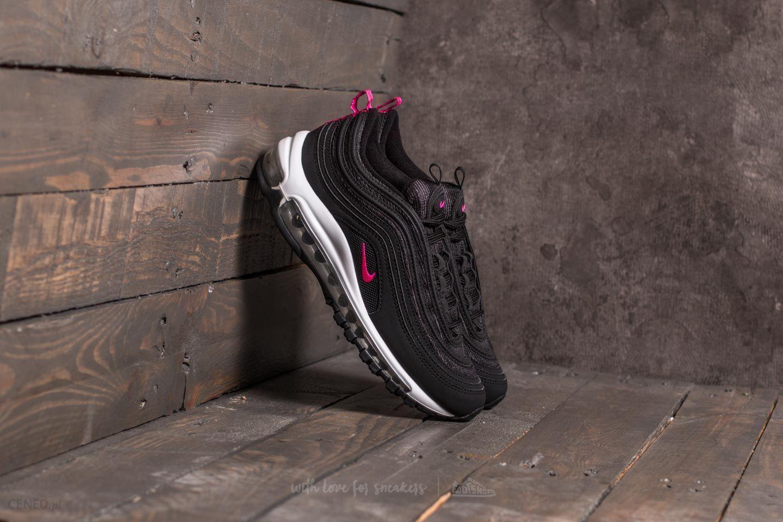 Damskie Nike Air Max 97 Black Pink Prime White