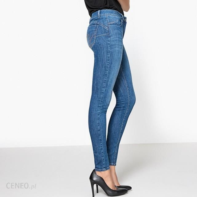 7df58c5158a6 La Redoute Collections Skinny Push-Up Jeans - zdjęcie 1