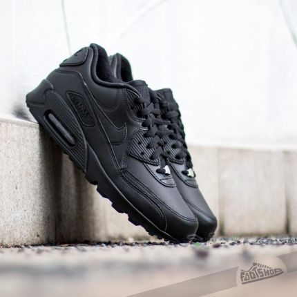 Nike Air Max 90 Ultra 2.0 Leather Midnight NavySummit White 924447 400