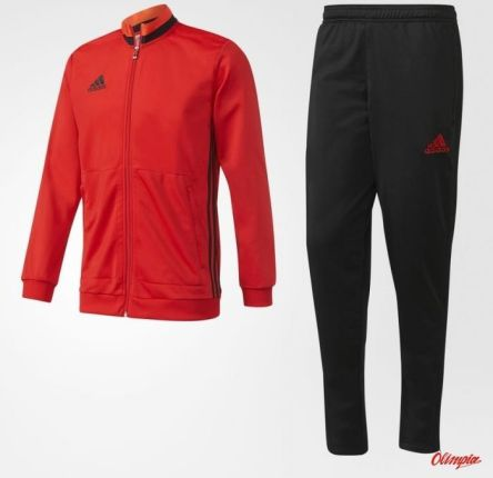 Dres Adidas Condivo16 Track Suit scarle/black AN9830