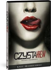 Czysta Krew Sezon 1 (True Blood - Season 1) (DVD)