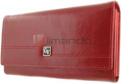 7a3ab4484037d Portfel damski skórzany duży 4U Cavaldi P20 czerwony - Ceny i opinie ...