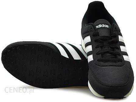 adidas V Racer 2.0 czarno białe