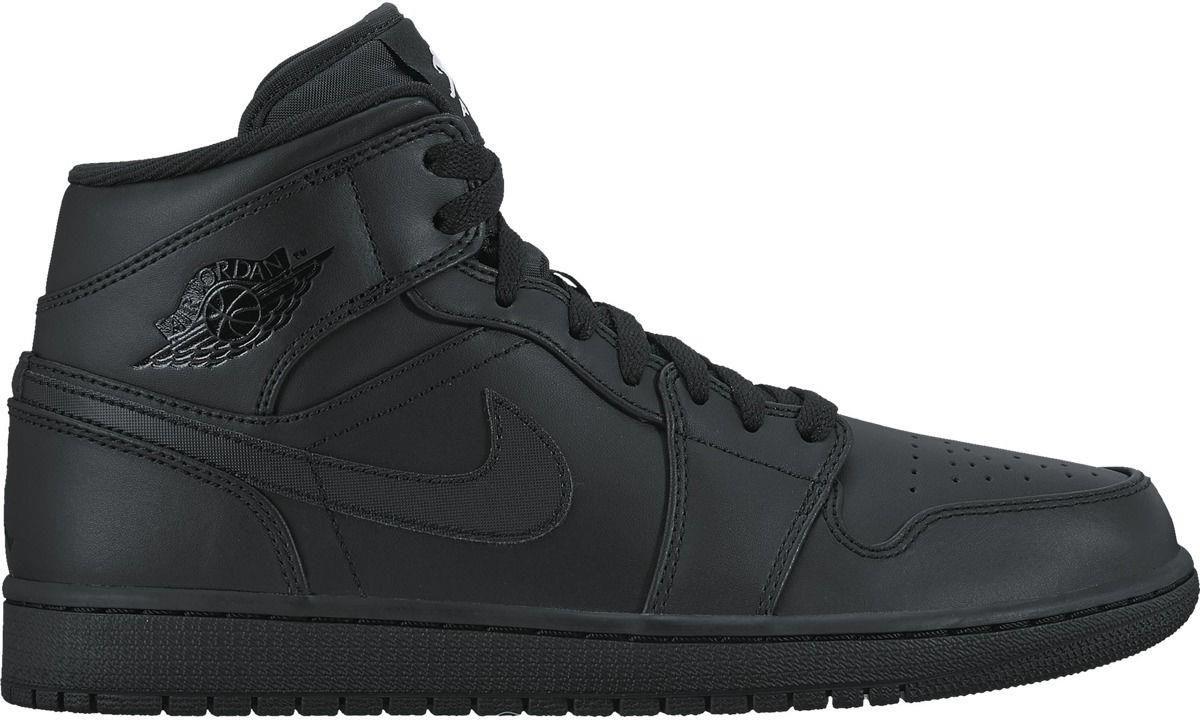 Buty męskie Nike Air Jordan 1 MID 554724 040 42.5 Ceny i opinie Ceneo.pl