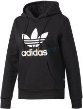 Bluza z kapturem damska Trefoil Logo Hoodie Adidas Originals (czarna)