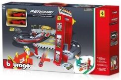 Bburago Ferrari Downhill Racing Garage (18-56096)