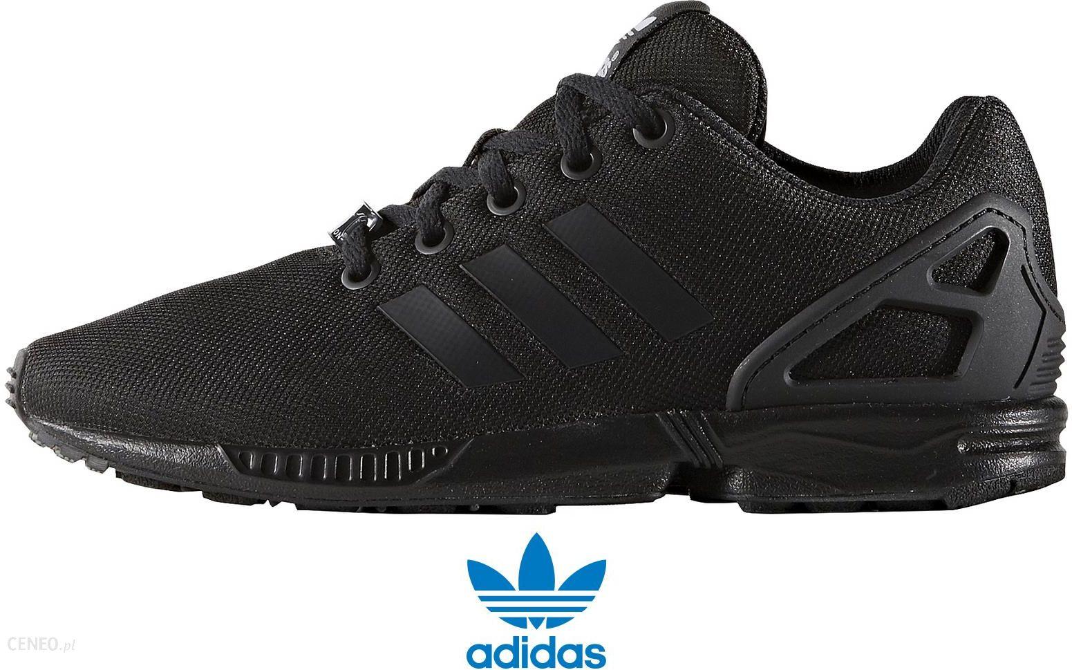 Buty Adidas Damskie Zx Flux K S82695 Czarne Ceny i opinie Ceneo.pl