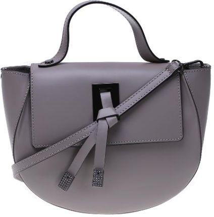 f2afe75bb4f7c Podobne produkty do Duża szara modna shopperka Monnari z prążkowaną fakturą  BAG W17 0380-019. Torebka Celina Beige