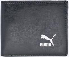 portfele męskie skórzane puma