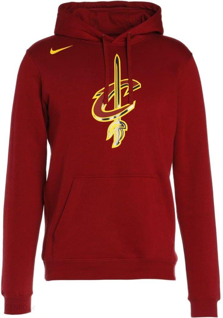 Nowa Bluza Cleveland Cavaliers Adidas w Bluzy męskie