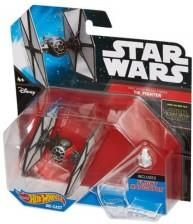 Mattel Hot Wheels Star Wars Statek Tie Fighter Spe (Ckj67/Cgn52) - zdjęcie 1