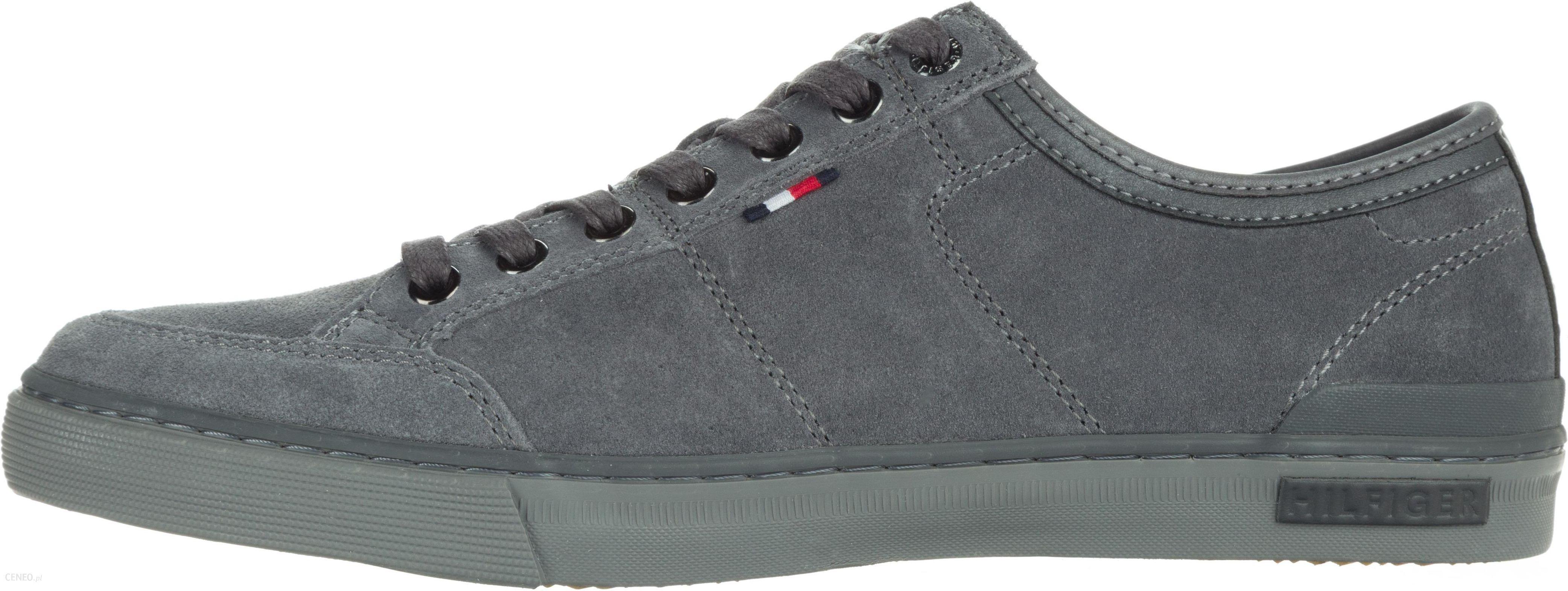 a6f0048495f56 Tommy Hilfiger Harrington 5B Sneakers Szary 41 - Ceny i opinie ...