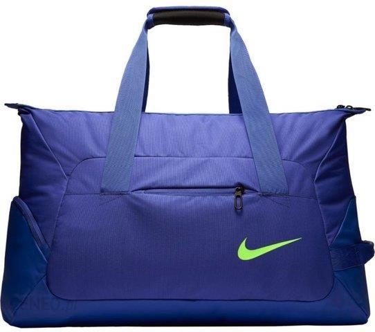 355c80434deaa Nike Torba Tenisowa Court Tech Duffel 2.0 Paramount Blue Ghost Green  Ba5171452 - zdjęcie 1