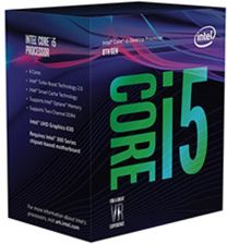 Intel Core i5-8400 2,8GHz BOX (BX80684I58400)