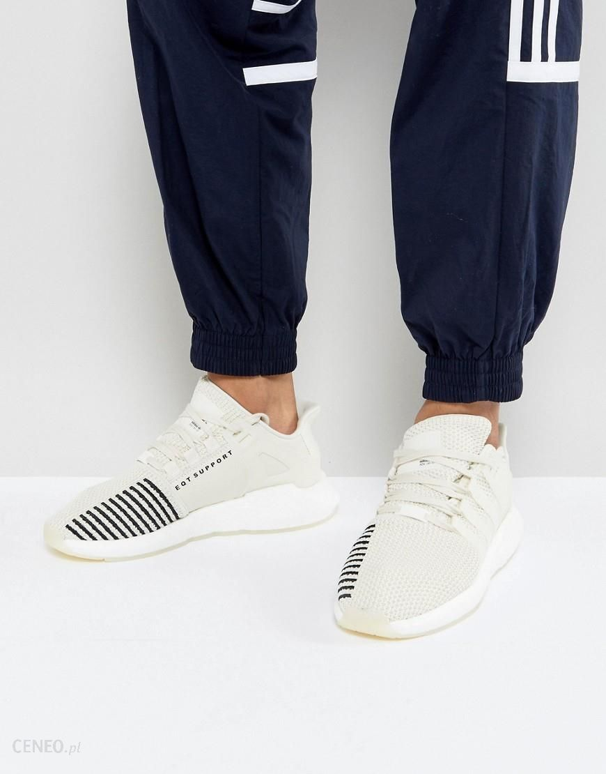 separation shoes e4daa fef77 adidas Originals EQT Support 9317 Trainers In White BZ0586 - White - zdjęcie  1