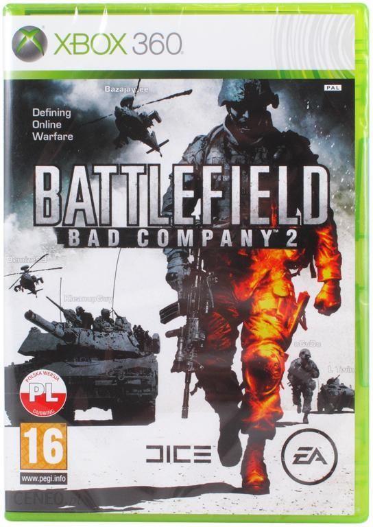 Battlefield Bad Company 2 Gra Xbox 360 Ceneo Pl