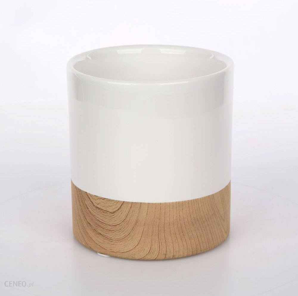 Doniczka Porcelanowa Dekoracja Drewno 125 Ceny I Opinie Ceneopl
