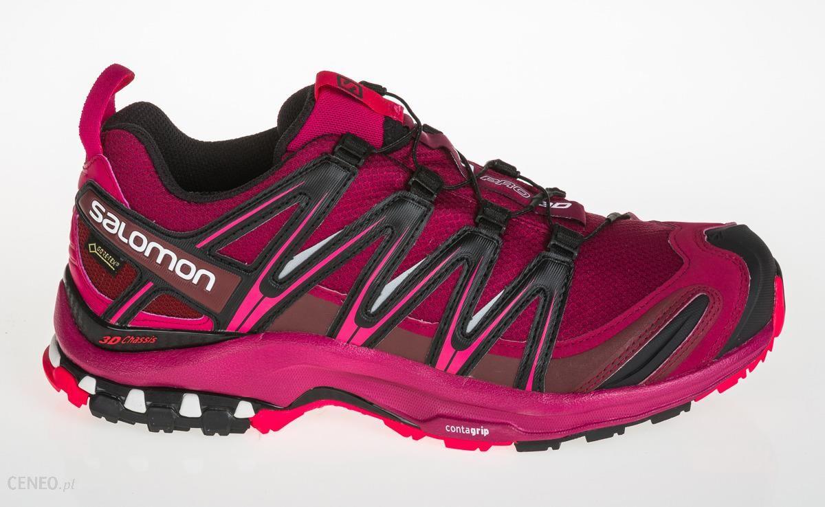 salomon xa pro 3d gtx lady pinkblack trail running shoes