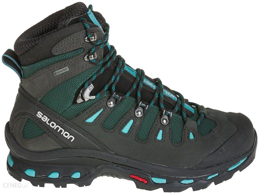 Buty trekkingowe Salomon Quest 4D 2 GTX Buty Kobiety niebieski 40 23 Buty turystyczne Ceny i opinie Ceneo.pl
