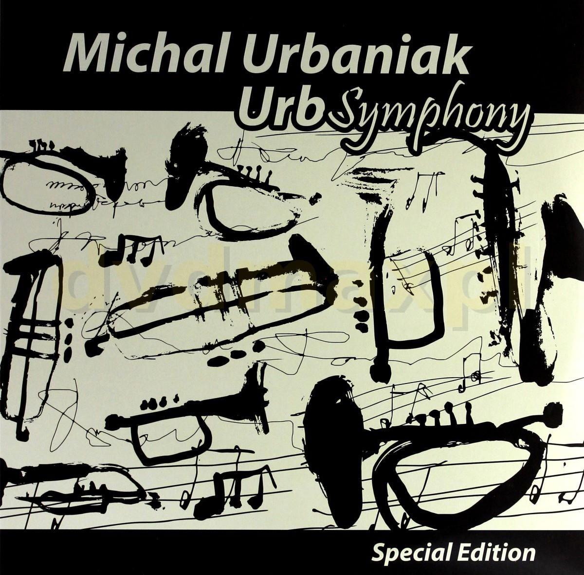 Michał Urbaniak Urbsymphony 2xwinyl