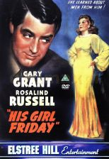 His Girl Friday [DVD]