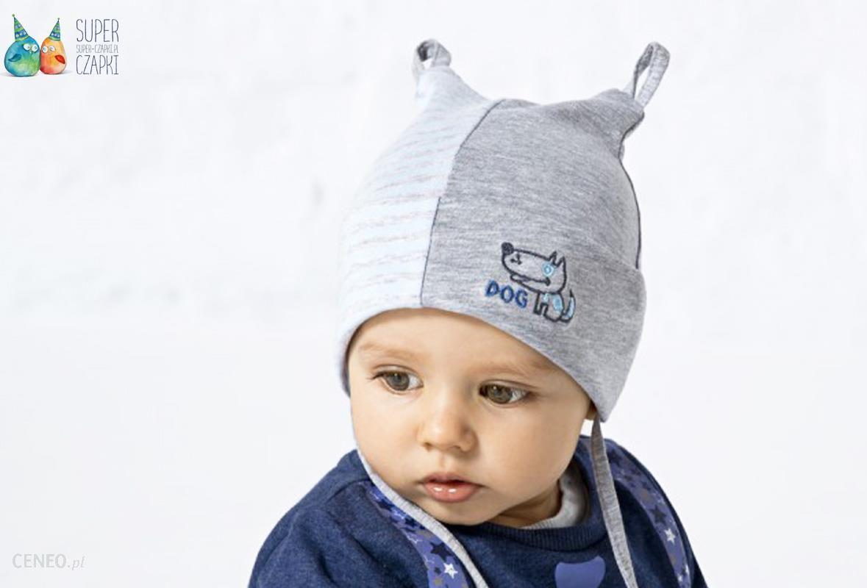 cbd29e195bd6a7 Raster Parodia czapka dla dzieci piesek niebieska - Ceny i opinie ...