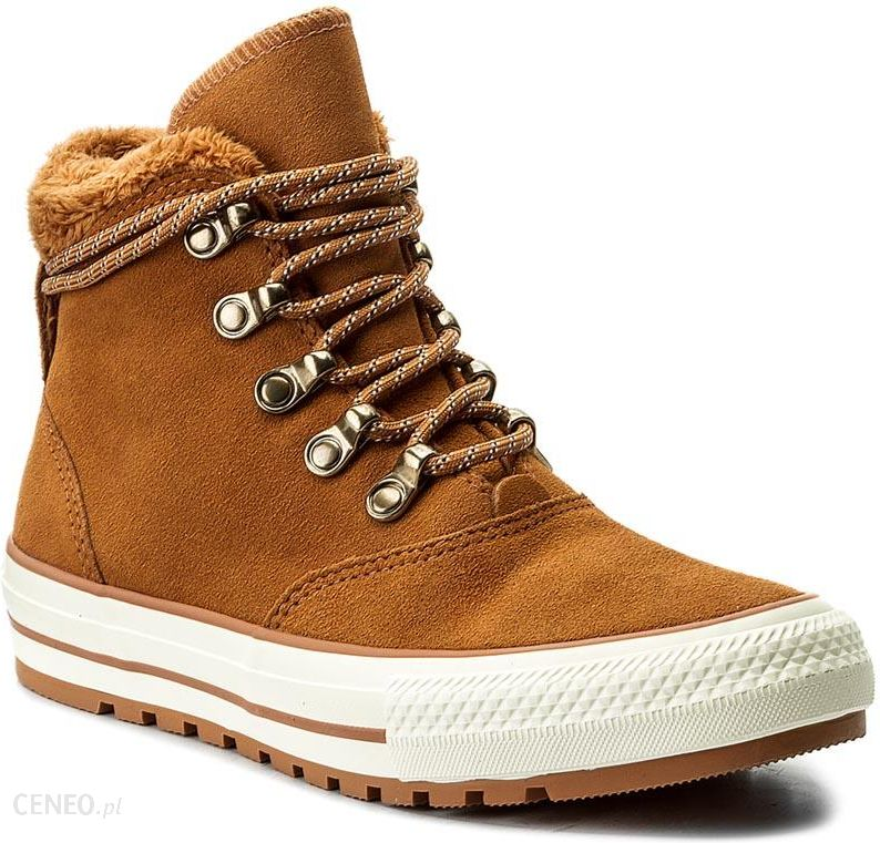 Sneakersy CONVERSE Ctas Ember Boot Hi 557933C HazelHazelEgret Ceny i opinie Ceneo.pl
