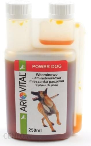 ARIOVITAL POWER DOG 250ml